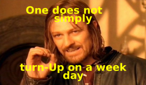 One Does Not Dimply_One does not     simply