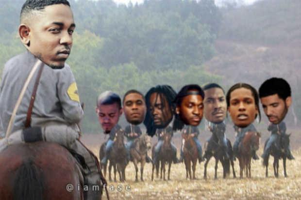 Kendrick lamar társkereső sherane