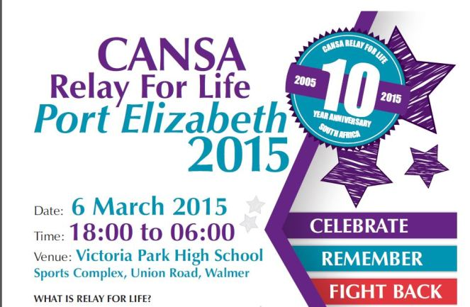 CANSA RFL 2015 PE Event A5 Leaflet