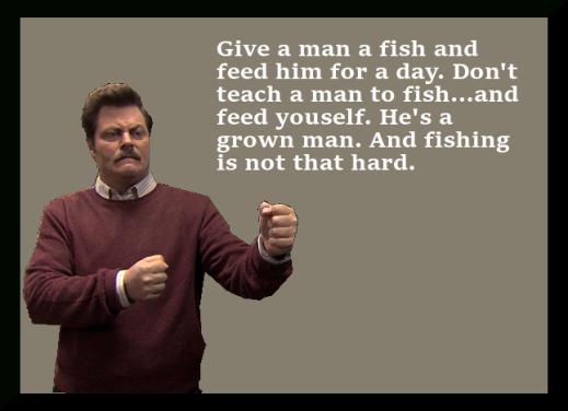 Ron-Swanson-Fishing
